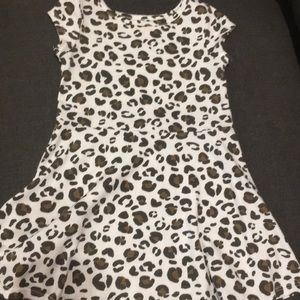 Cat & Jack animal print dress (size 3)